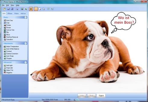 Photo Frames für Windows - Freeware